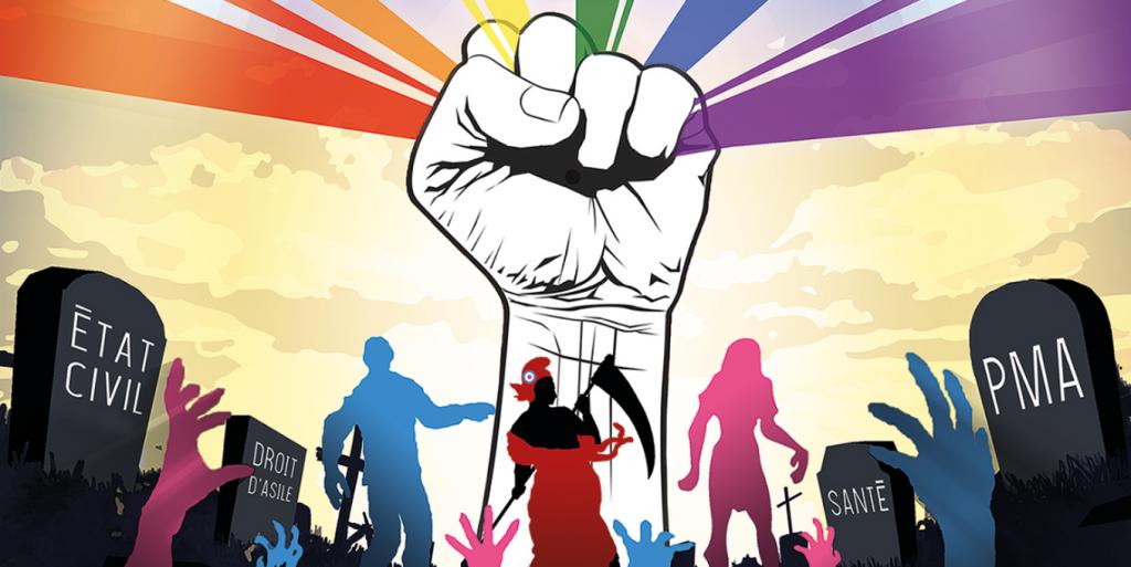 L'égalité est un éternel combat (image)