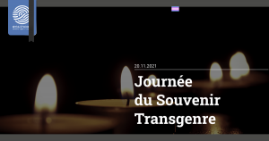 Journée du Souvenir Transgenre